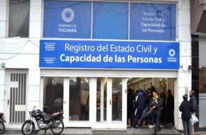 Por las PASO, el Registro Civil atenderá el sábado y domingo en horario especial
