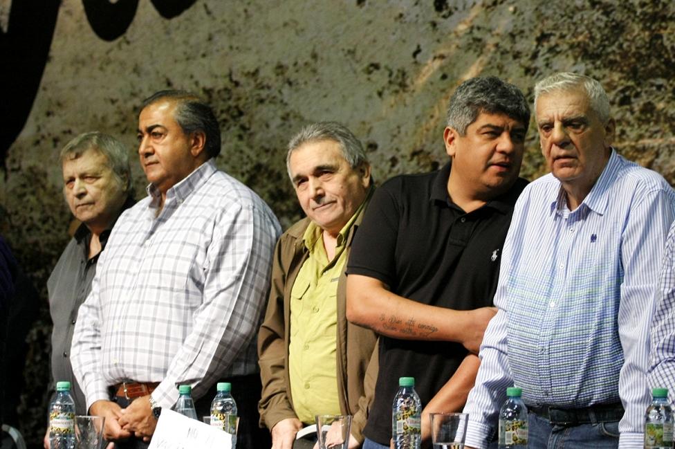Luego de la brutal represión en Pepsico, la CGT se acordó de llamar a una movilización