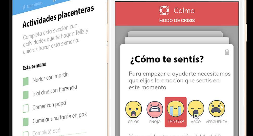 Presentan en el país app para prevenir conductas suicidas
