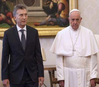 """Francisco le mandó una carta a Macri pidiendo """"paz y respeto mutuo"""""""