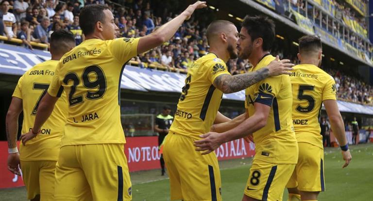 Boca, imparable: le ganó a Belgrano y visitará el Monumental con puntaje ideal