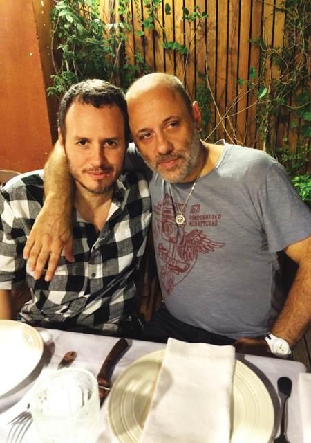 Así reaccionó Palito Ortega cuando su hijo Martín le dijo que era gay