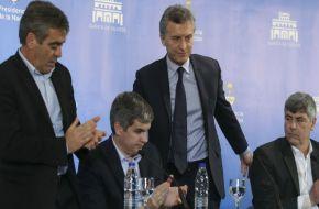 Macri le pidió a Cano redoblar esfuerzos por el Plan Belgrano