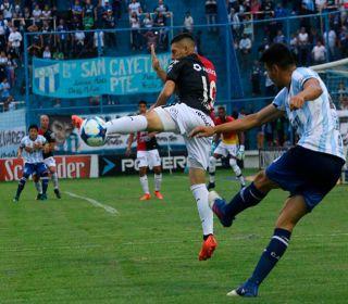 Atlético Tucumán venció a Colón y le quitó el invicto en la Superliga (Video)