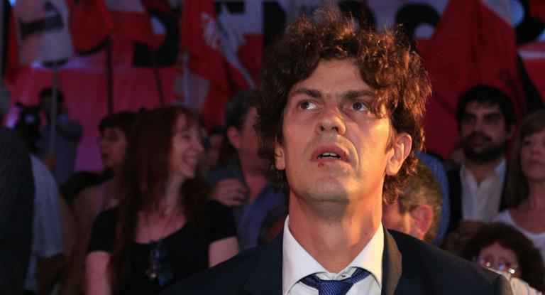 Con locro del 25 reaparece Lousteau para su campaña