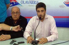Olavarría:  Galli apuntó contra los productores y admitió que hubo más del doble de público