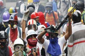 Venezuela: marchas, oposición, detenidos, otro muerto y un diálogo que no empieza