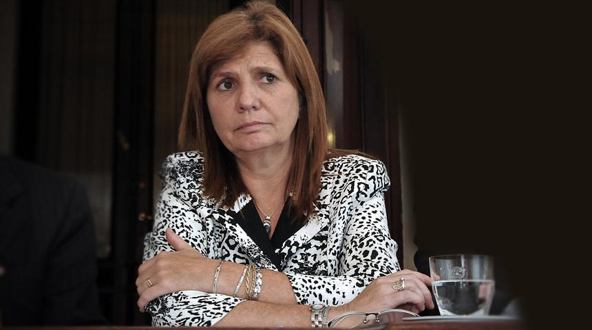 Bullrich volvió a defender a la Gendarmería ante la desaparición de Maldonado