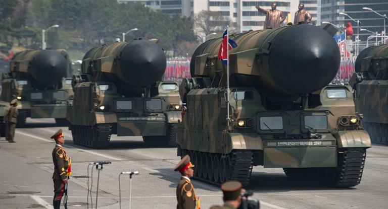 Máxima tensión: cruce de amenazas entre EEUU y Corea del Norte