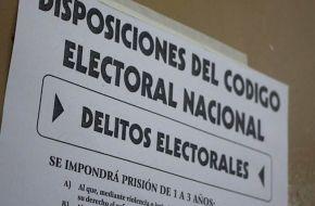 Cuáles son las prohibiciones de la veda electoral que rige hasta el cierre del comicio