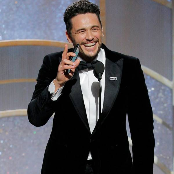 Denuncian a James Franco por acoso sexual