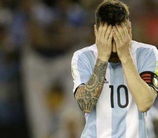 Oficial: la FIFA sancionó a Messi con 4 partidos