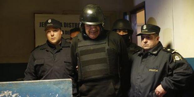 Trasladaron a Buenos Aires al cuñado de De Vido (Video)