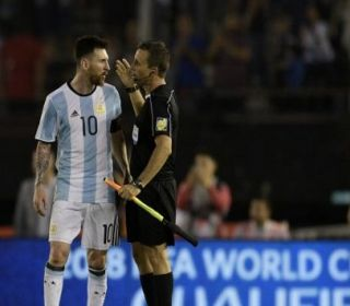 Dura sanción a Messi: se perderá entre dos y cuatro partidos de las eliminatorias