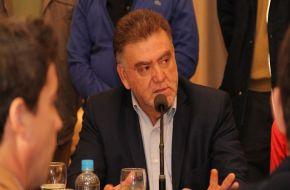 """Amaya contesta a funcionarios provinciales: """"No tienen ganas de hacer las cosas"""""""