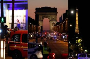 Francia bajo alerta: tiroteo en centro de París deja dos muertos a tres días de las elecciones