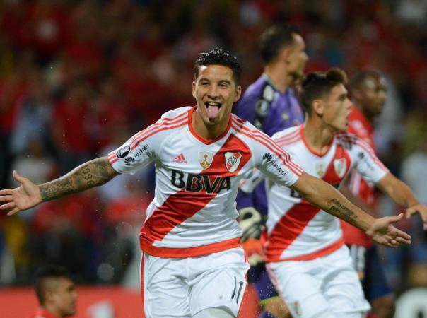 River Plate venció 3-1 a Independiente de Medellín en la Copa Libertadores