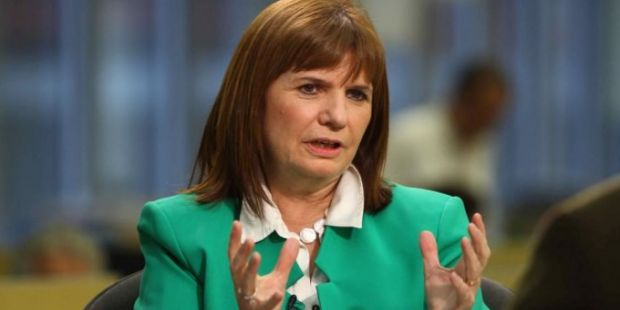 Patricia Bullrich defendió a los policías que asesinaron a Facundo Ferreira