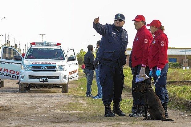 Traerán a Tucumán a los perros que hallaron el cuerpo de Araceli Fulles