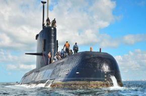 """Fase Crítica: la Armada confirmó que """"no hay ningún rastro"""" del submarino"""