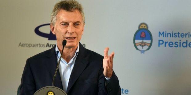 """Macri habló de """"mafia de juicios laborales"""" y culpó al diputado Recalde"""
