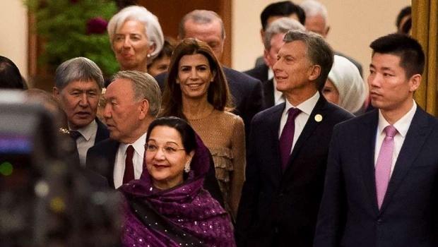 Macri se reunió con líderes de empresas chinas y los invitó a invertir en la Argentina