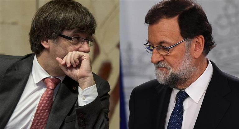 Máxima tensión: Cataluña se declaró independiente y Rajoy define la intervención