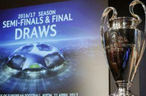 Así quedaron las semifinales de la Champions League tras el sorteo