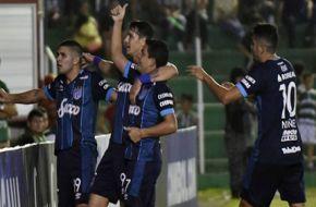 Atlético es el primer equipo argentino en ganar en Bolivia por la Copa Sudamericana.