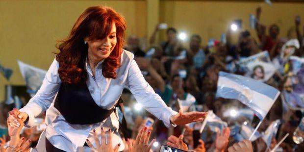 """A dos semanas de las elecciones, Cristina pidió a los argentinos que """"no se dejen psicopatear"""""""
