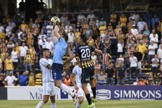 Atlético venció a Central en Rosario