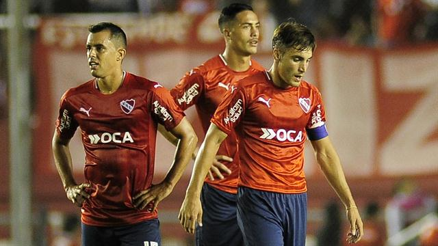 Independiente no pudo con San Martín de San Juan