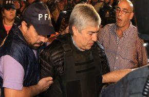 Báez negocia el arresto domiciliario a cambio de aportar información
