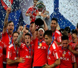 Independiente recuperó la mística internacional: se consagró campeón de la Copa Sudamericana