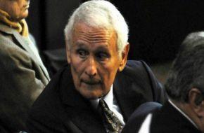 Etchecolatz tuvo un ACV en la cárcel y permanecerá internado