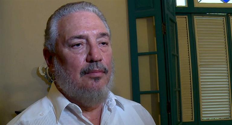 Se suicidó en La Habana el hijo mayor de Fidel Castro