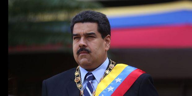 """""""Macri es una sanguijuela y su gobierno es nefasto"""", disparó Maduro"""