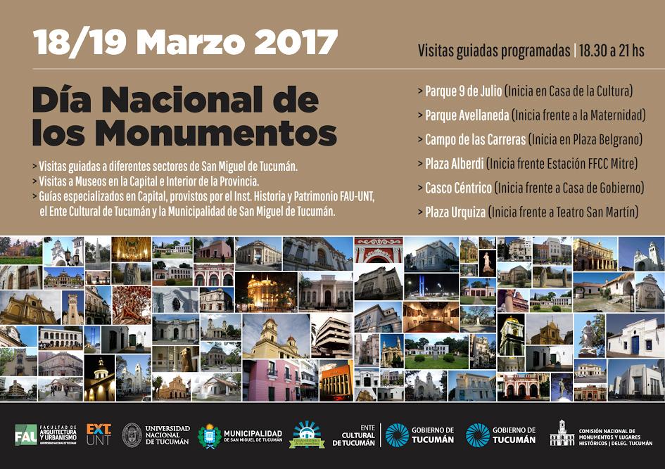 Día Nacional de los Monumentos