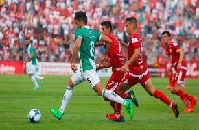 San Martín le empató a Estudiantes en la última jugada