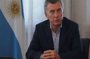 """""""Argentina crece después de cinco años de estancamiento"""", dice Macri"""