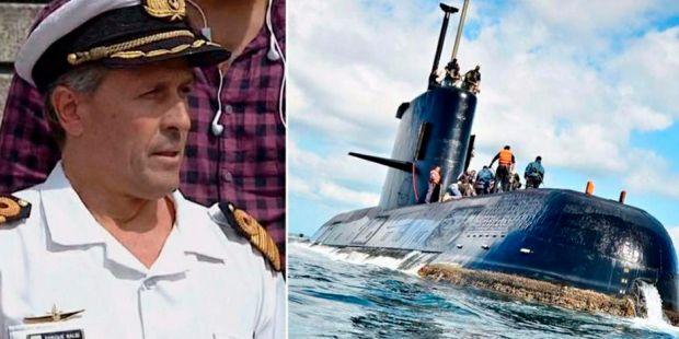 Día 9 de búsqueda: no pueden localizar al submarino