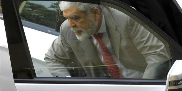 De Vido se entregó a la Justicia y ya está detenido en los tribunales de Comodoro Py