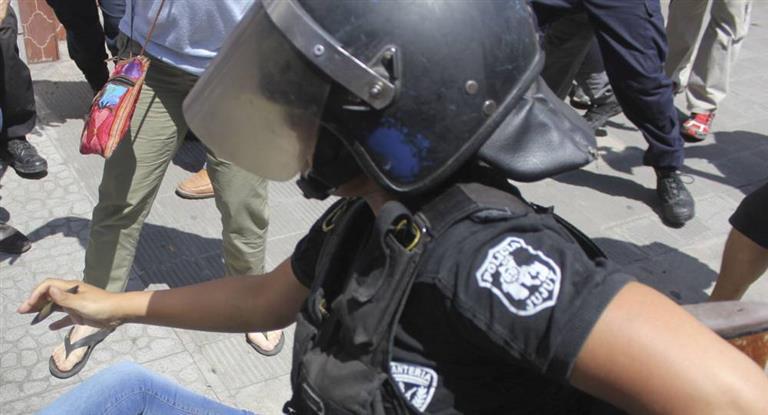 Jujuy: renunciaron jefes de Policía tras operativos en un predio universitario
