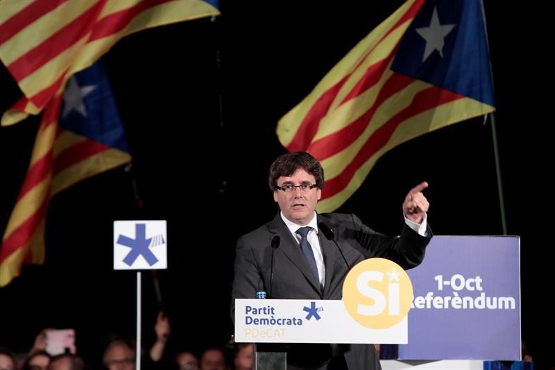 Catalunya se aboca hacia una declaración de independencia
