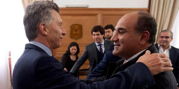Macri le pidió respeto a Manzur para volver a trabajar juntos