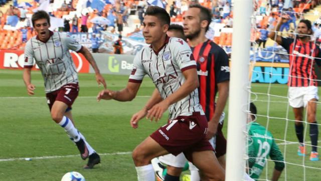 San Lorenzo perdió en Mendoza con Godoy Cruz y se aleja de la punta del torneo