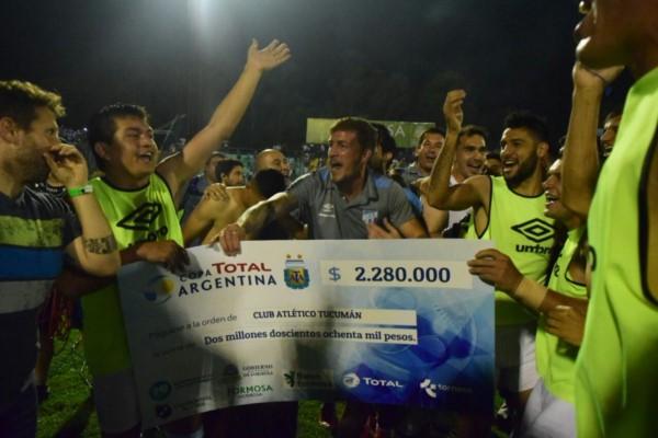 Histórico: Atlético le ganó por penales a Central y es finalista de la Copa Argentina (Video)