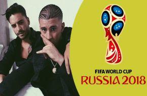 Maluma presentó la canción del Mundial de Rusia 2018