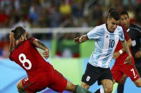 Ángel Correa será el reemplazante de Messi en la Selección ante Bolivia