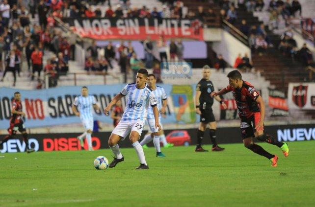 Atlético empató con Patronato en Paraná en la última fecha del Torneo (VIDEO).